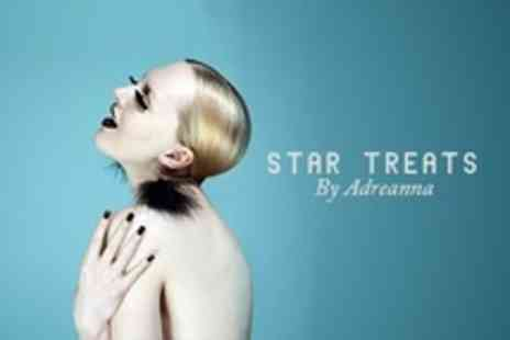 Star Treats by Adreanna - Gellux Manicure - Save 25%