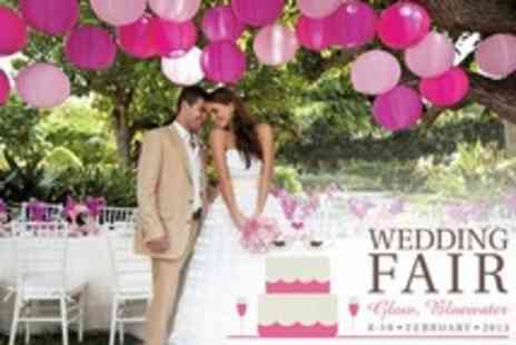 Wedding Fair - Two General Entry Tickets - Save 50%