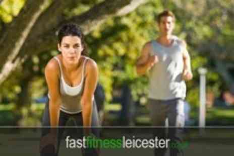 FAST Fitness - Five Boot Camp Sessions - Save 42%