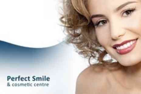 Perfect Smile and Cosmetic Centre - Dental Examination Plus Scale and Polish - Save 13%