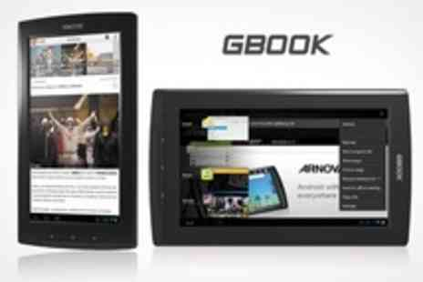 Ebuyer.com - Arnova 8GB Android 4.0 Gbook Tablet - Save 50%