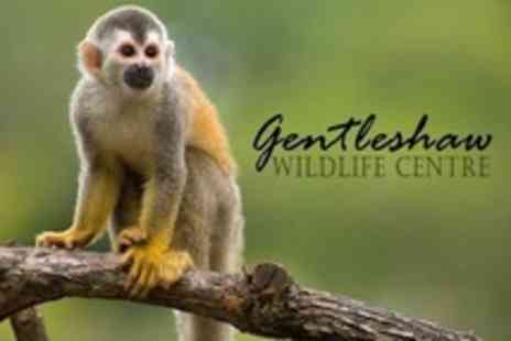 Gentleshaw Wildlife Centre - Family Entry - Save 50%