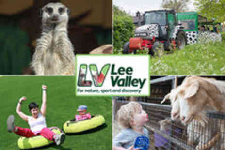 Lee Valley Park Farms - Entrance Tickets including Half Term - Save 50%