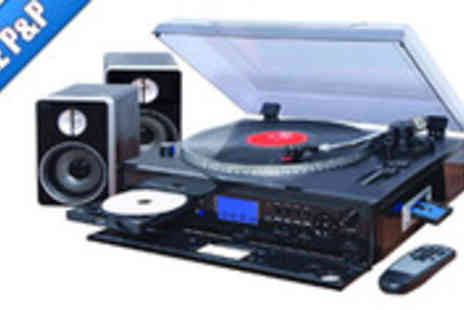 MySmartBuy.com - Analogue to MP3 music recorder and turntable - Save 39%
