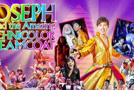 Wycombe Swan Theatre - See Joseph & The Amazing Technicolor Dreamcoat - Save 50%