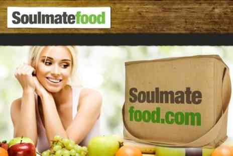 Soulmatefood - Five Day Juice Master Cleanse Programme - Save 60%