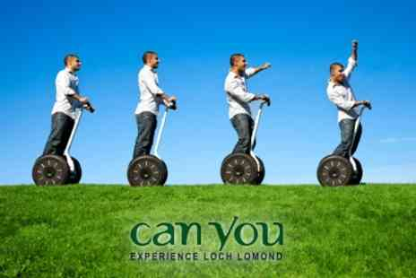 Can You Experience - Woodland Safari Segway Experience - Save 60%