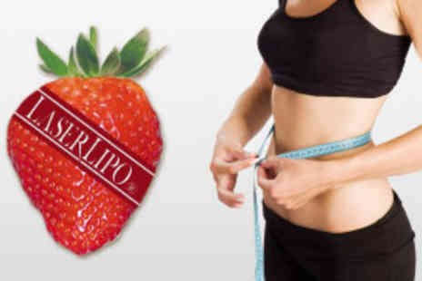 Wellness Avenue - Three Strawberry Laser Lipo sessions - Save 74%