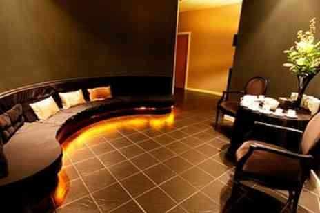 Vibro Suite Health & Wellness Club - Choice of Mani Pedi Facial - Save 43%