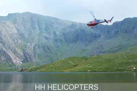 HH Helicopters - Helicopter Experience Over The Berkshire or Buckinghamshire Countryside For Two - Save 62%