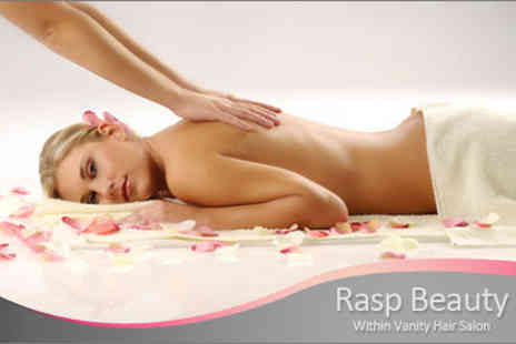 RASP Beauty - £23 for an 80-minute �back to work� back, neck and shoulder treatment worth £79 - Save 71%