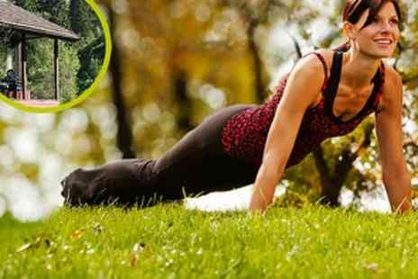 Sensation Fitness - Three Day Fitness Retreat in Scotland inc all Food & Drink plus Nutritional Classes - Save 67%