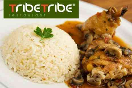 Tribe Tribe - African Main Meal For Two - Save 62%