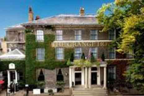 Grange Hotel - Luxury two night York getaway - Save 50%
