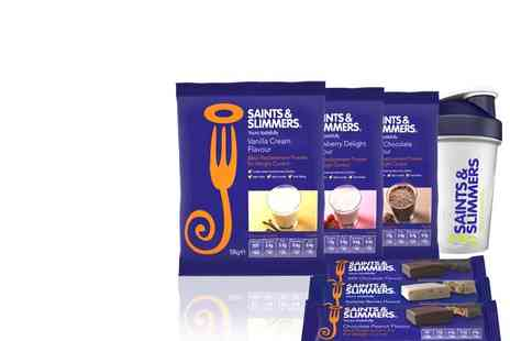 Saints & Slimmers - Meal Replacement Plan Saints And Slimmers - Save 53%