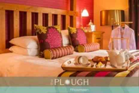 The Plough Inn - In Carmarthenshire One Night 4star Stay For Two With Breakfast - Save 51%