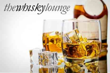 The Whisky Lounge - Two Tickets for Stratford Whisky Festival - Save 63%