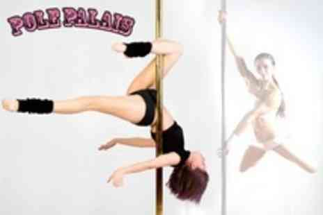 Pole Palais - Four Pole Dancing Fitness Classes - Save 63%