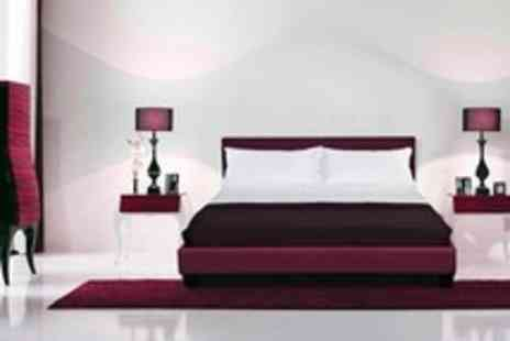 GRS Global - Eris Fabric Bed - Save 68%