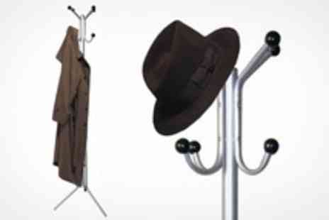 Curated.co.uk - Coat and Hat Stand - Save 50%