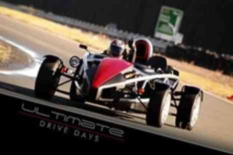 Ultimate Drive Days - Aerial Atom and Nissan GT R Three Laps in For One - Save 58%