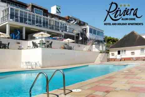 Riviera Hotel - Two Night Getaway For Two With Breakfast - Save 64%