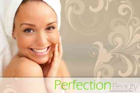 Perfection Hair & Beauty - Choice of Full Body Massage Plus Fish Foot Spa - Save 72%