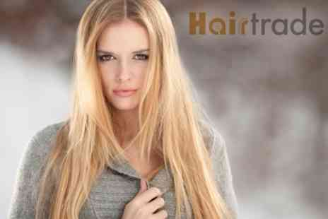 Hairtrade - I&K Human Hair Clip in Extensions - Save 50%