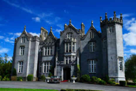 Kinnitty Castle Hotel - A two night stay for two - Save 66%