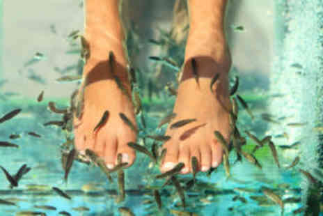The Day Retreat - Garra Ruffa fish pedicure - Save 73%