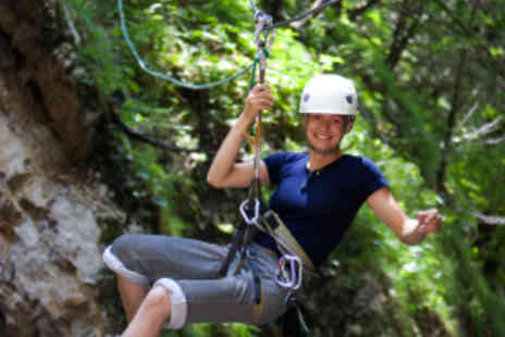 Large Outdoors Ltd - Bridge Top Abseiling Experience - Save 66%