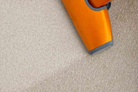 Clear Blue Cleaning - Carpet Deep Cleaning Service for One Room - Save 52%