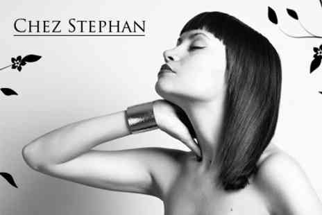 Chez Stephan - Cut and Blow Dry Plus Deep Conditioning Treatment - Save 68%