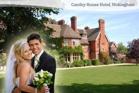 Cantley House Hotel - Wedding Package for 120 Guests with Four Course Meal, Drinks and Buffet - Save 62%