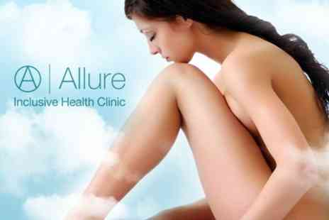 Allure Clinic - Three 30 Minute or Six 15 Minute Laser Lipo Sessions - Save 74%