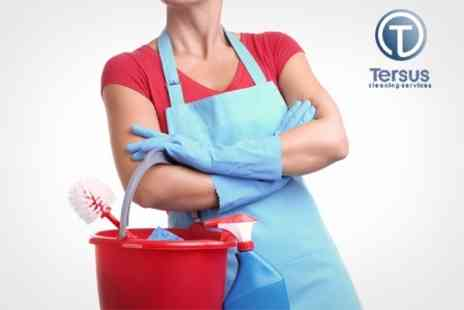 Tersus Services - End of Tenancy Deep Clean for Two Bed House or Flat - Save 73%