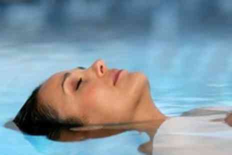 City Relaxation Centre - 1 Hour Floatation Session - Save 67%