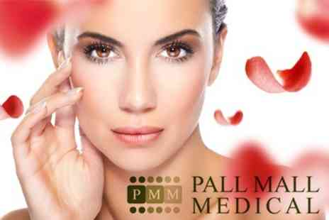 Pall Mall Medical - Choice of Facial Injections Carried Out By A Surgeon - Save 70%