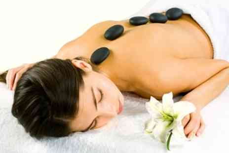 Beauty Boss - Hot Stone Massage, Facial and Scalp Massage - Save 73%