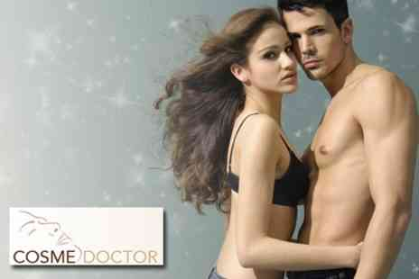 Cosmedoctor - Five Sessions of Laser Hair Removal - Save 83%