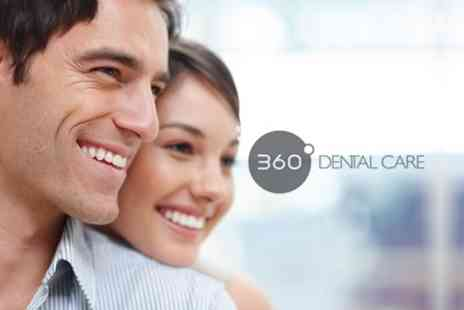 360 Dental Care - Invisible STb Lingual Braces - Save 60%