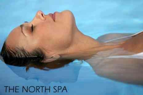 The North Spa - One Hour Flotation Room Experience - Save 57%