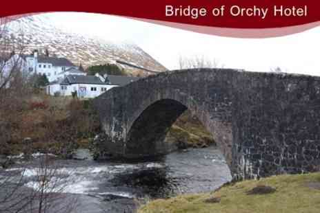 Bridge of Orchy Hotel - Two Nights Bed And Breakfast For Two - Save 62%