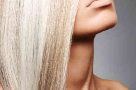 Madison Salon - Haircut, Treatment, and Half Head of Highlights - Save 52%