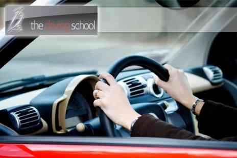 The Driving School - Driving Course With Ten Hours of Lessons and Practical Test - Save 65%