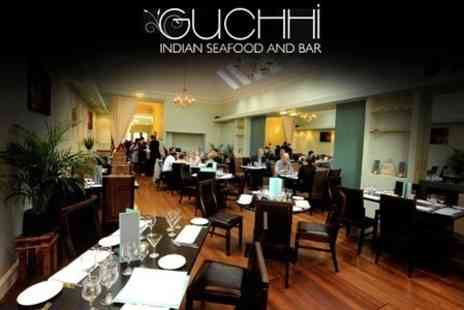 Guchhi - Meal For Two With Any Six Tapas - Save 62%