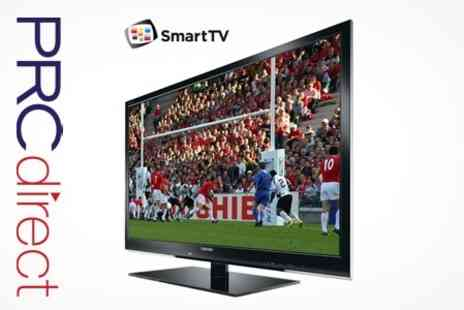 PRC Direct - Toshiba 37 Full HD TV With Freeview and Smart TV - Save 20%