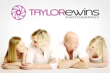 Taylor Ewins Photography - One Hour Family Photo Shoot With Print - Save 87%