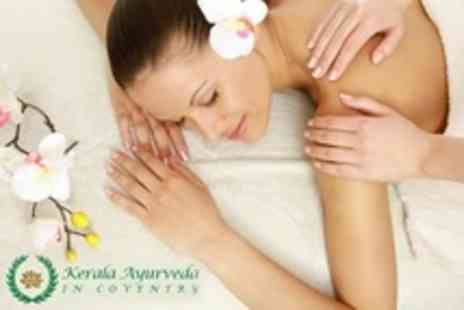 Kerala Ayurveda In Coventry - Choice of Traditional Massage Plus Herbal Facial or Indian Head Massage - Save 71%