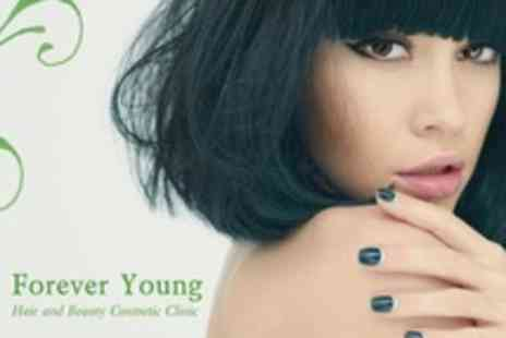 Forever Young - Shellac Nails For Fingers or Toes - Save 60%
